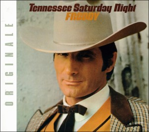 213 - 5 CD - Cover 2 - TENNESSEE SATURDAY NIGHT