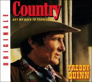 213 - 5 CD - Cover 4 - COUNTRY - GET ME BACK TO TENNESSEE