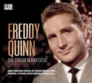 Freddy Quinn - Die großen Erfolge - Vorderseite - Kopie